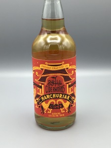 Big Hill Ciderworks - Manchurian (16.9oz Bottle)